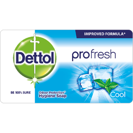 Dettol Soap Profresh Cool 150g