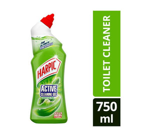 Harpic Active Cleaning Gel Pine 750ml Case of 12