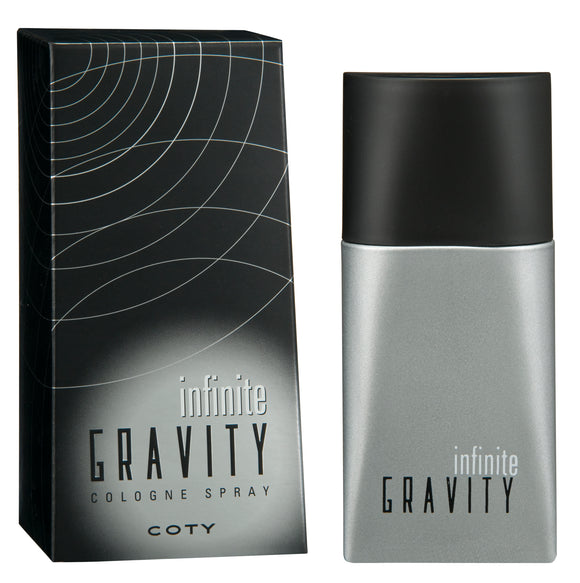 Coty Gravity Infinite Cologne Spray 100ml