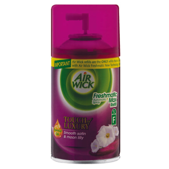 Airwick Freshmatic Refill Smooth Satin and Moon Lily 250ml