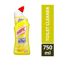 Harpic Active Cleaning Gel Citrus 750ml Shrink of 6