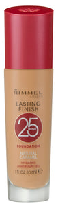 Rimmel Lasting Finish 25h Foundation Natural Caramel