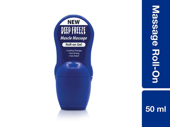 Deep Freeze Massage RollOn 50ml