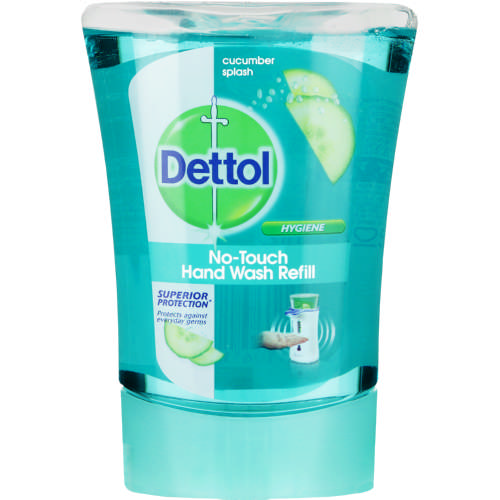 Dettol No Touch Handwash Refill Cucumber Splash 250ml