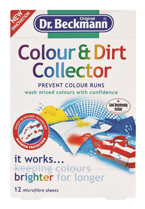 Dr Beckmann Colour and Dirt Collector 12 sheets