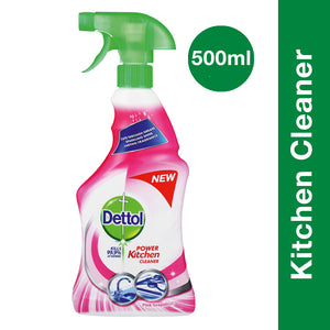 Dettol Hygiene Cleaner Kitchen Trigger Grape Fruit 500ml