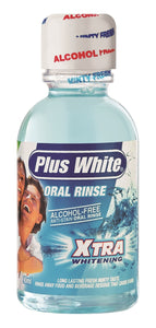 Plus White Oral Rinse 90ml