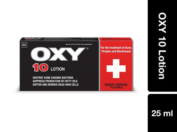 Oxy 10 Lotion 25ml