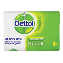Dettol Soap Proskin Herbal 150g Shrink of 12