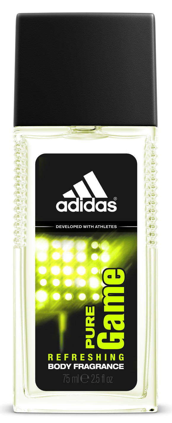 Adidas Pure Game Natural Spray 75ml