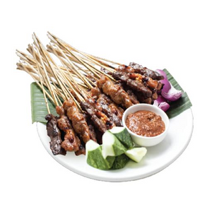 Mutton Satay (50 pcs)