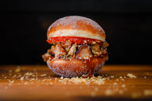 Pork Shoulder Doughnut
