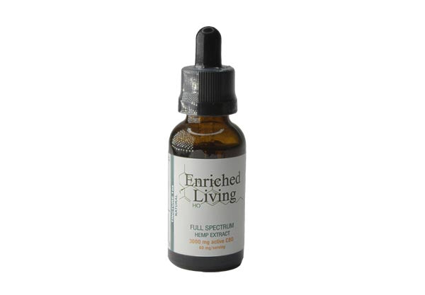 Enriched Living Full Spectrum Tincture