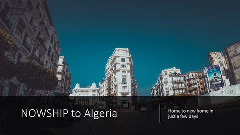 Moving to Algeria - Here is what you'll need to custom clear your personal effects for your move