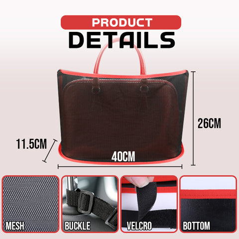 Car Organizer Pocket