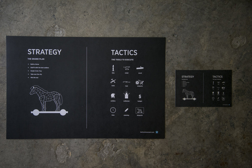 Strategy vs. Tactics Collection