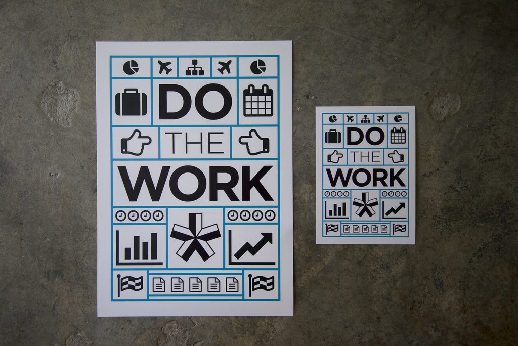 Do The Work Collection