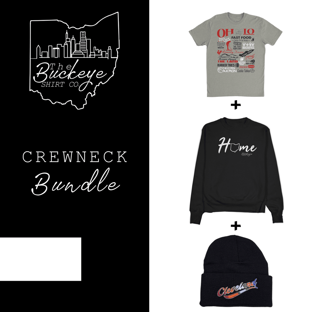 Buckeye Bundles: Crewneck Bundle - Buckeye Shirt Co.