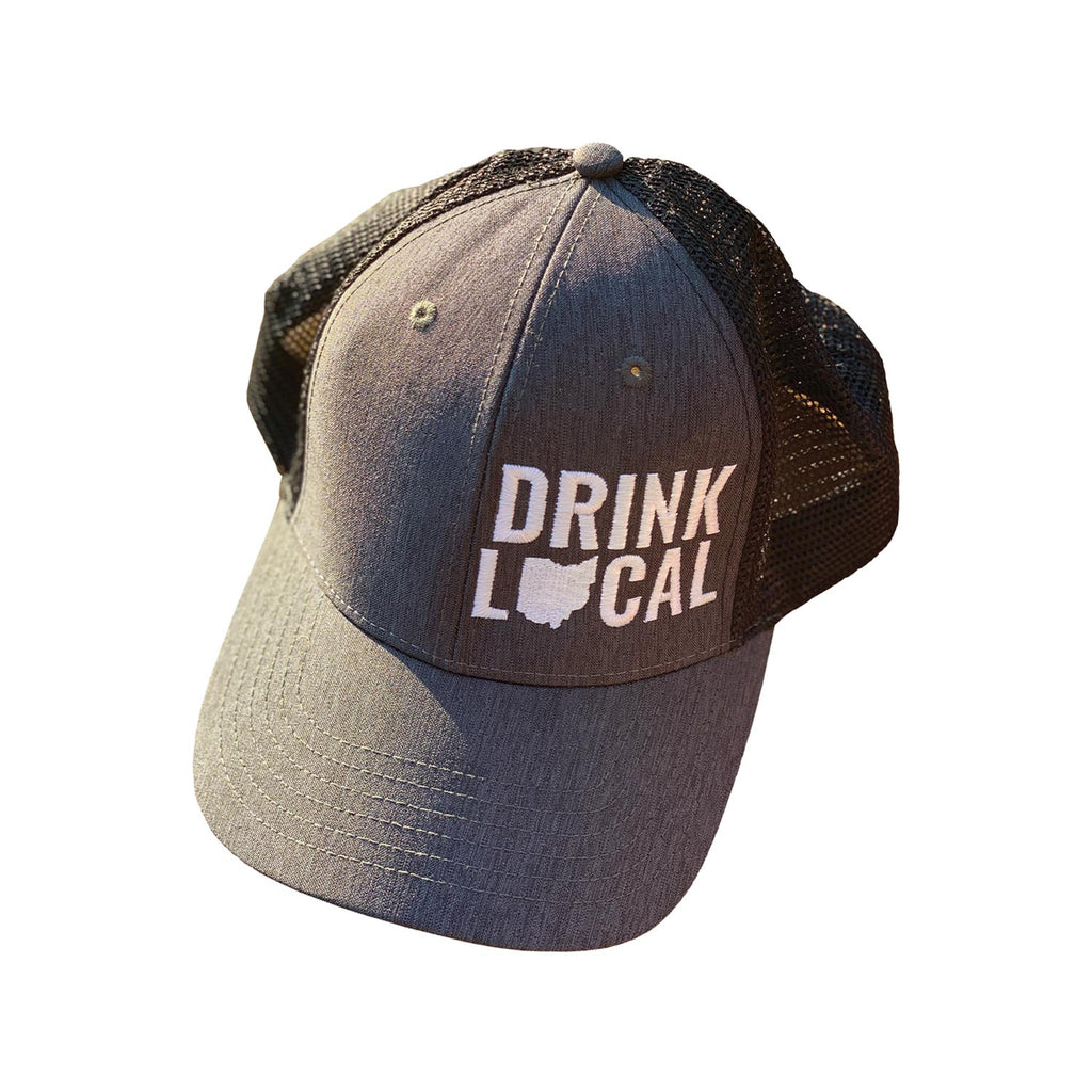 Drink Local Hat - Buckeye Shirt Co.
