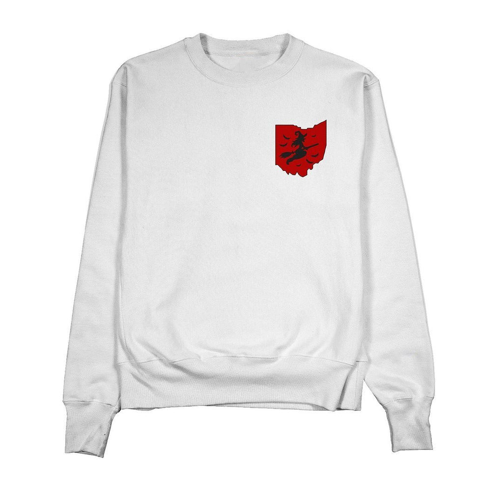 Ohio Witch Crewneck - Buckeye Shirt Co.
