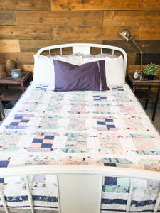 Purple Peter Pan - Quilts a la Mode