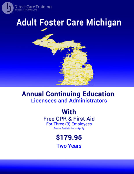 adult care day in michigan