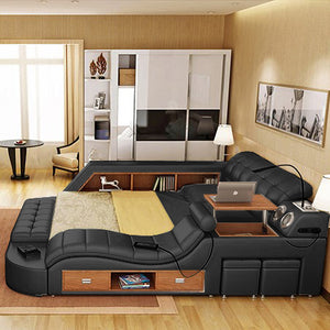 The Executive Smart Bed - Symple Designs