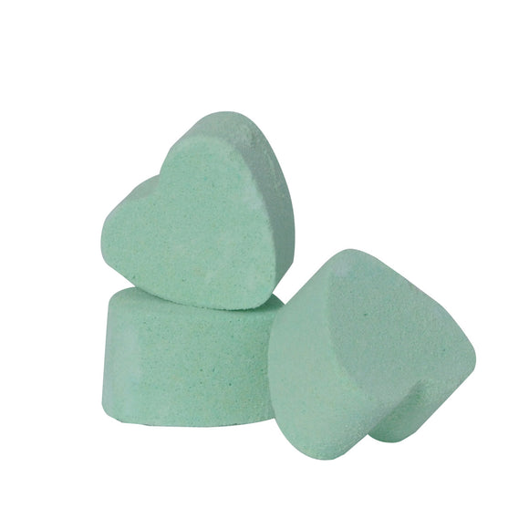 Jasmine Mini Bath Hearts