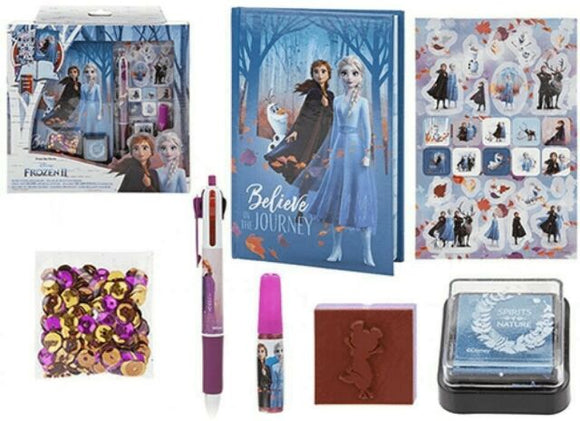Disney Frozen Make your own Diary