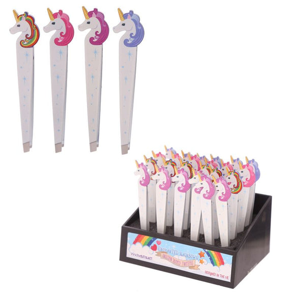 Enchanted Rainbow Unicorn Tweezers