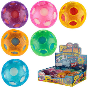Sponge Bouncy Water Ball