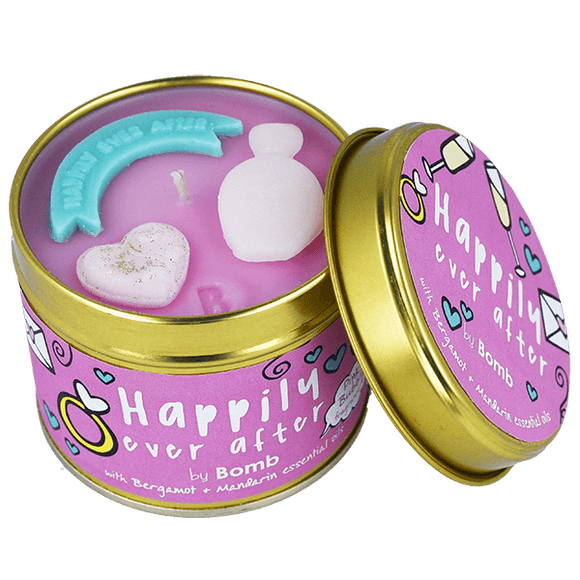 Happily Ever After Tinned Candle