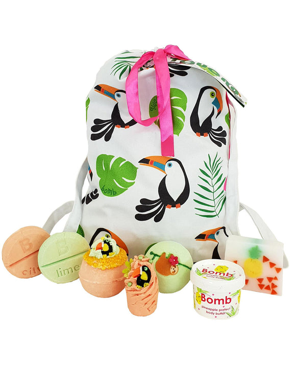 Toucan Play At That Game Wash Bag Gift Pack