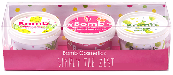 Simply The Zest Potted Gift Pack