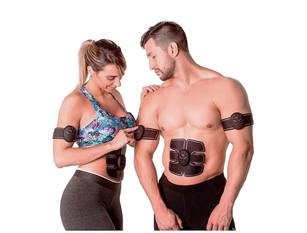 Smart Abdomen and Arm Muscles Stimulator