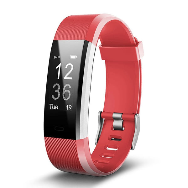 Fitness Bracelet and Pulsometer