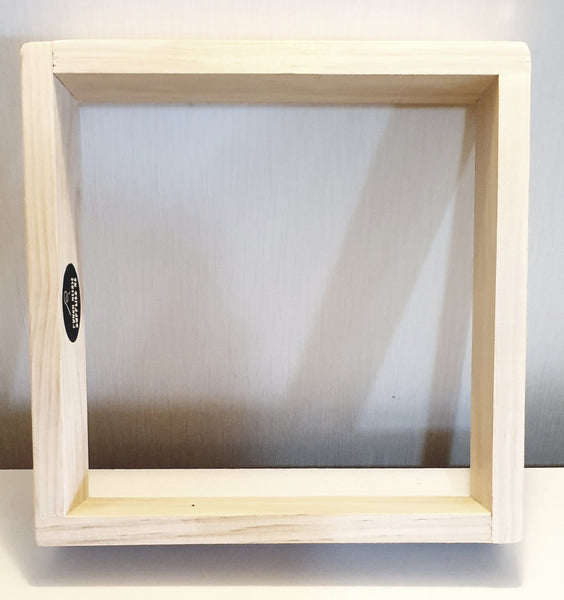 Pine Frame for Stretching Foundation Fabric - Punch Needle Supplies NZ
