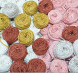 "Sweet Manuka "" Westie"" Punch Needle Wool - Punch Needle Supplies NZ"