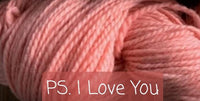 "PS I Love You "" Westie"" Punch Needle Wool - Punch Needle Supplies NZ"