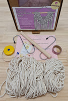 "Beginner ""Rocco"" Macrame Kit by Good Tangles"