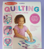 Kids Quilting Kit