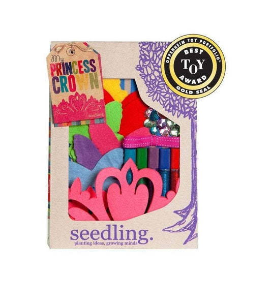 Seedling Princess Crown Kit