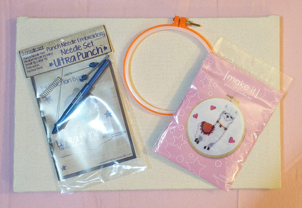 Make It - Full Punch Needle Kit