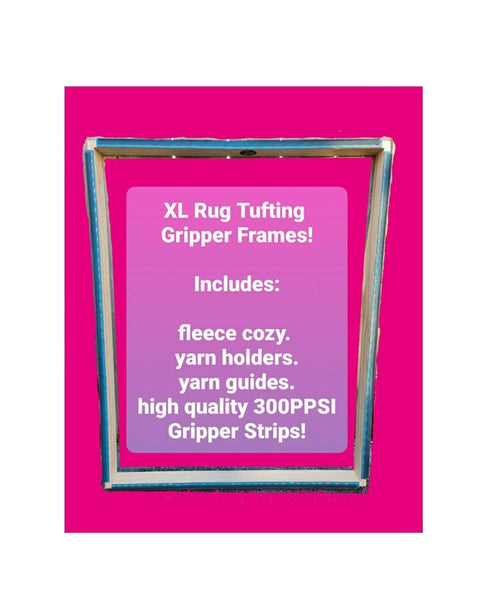 XL Gripper Strip Tufting Frames