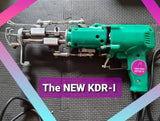 The New & Improved Zq-II - The 110V KDR- I Loop and Cut Pile Tufting Machine - *Ships Mid February by DHL Express Free*
