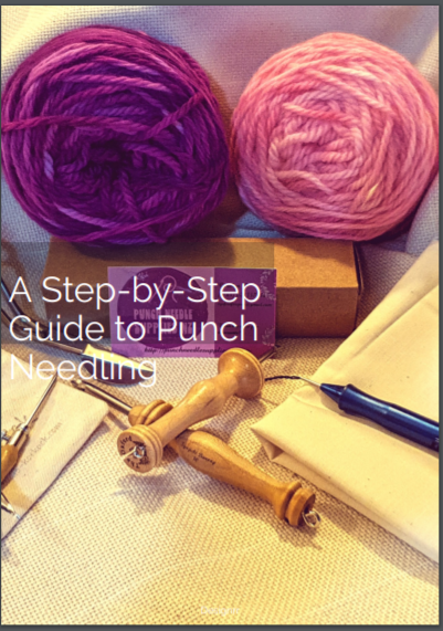 ebook: A Step-by-Step Guide to Punch Needling - Punch Needle Supplies NZ