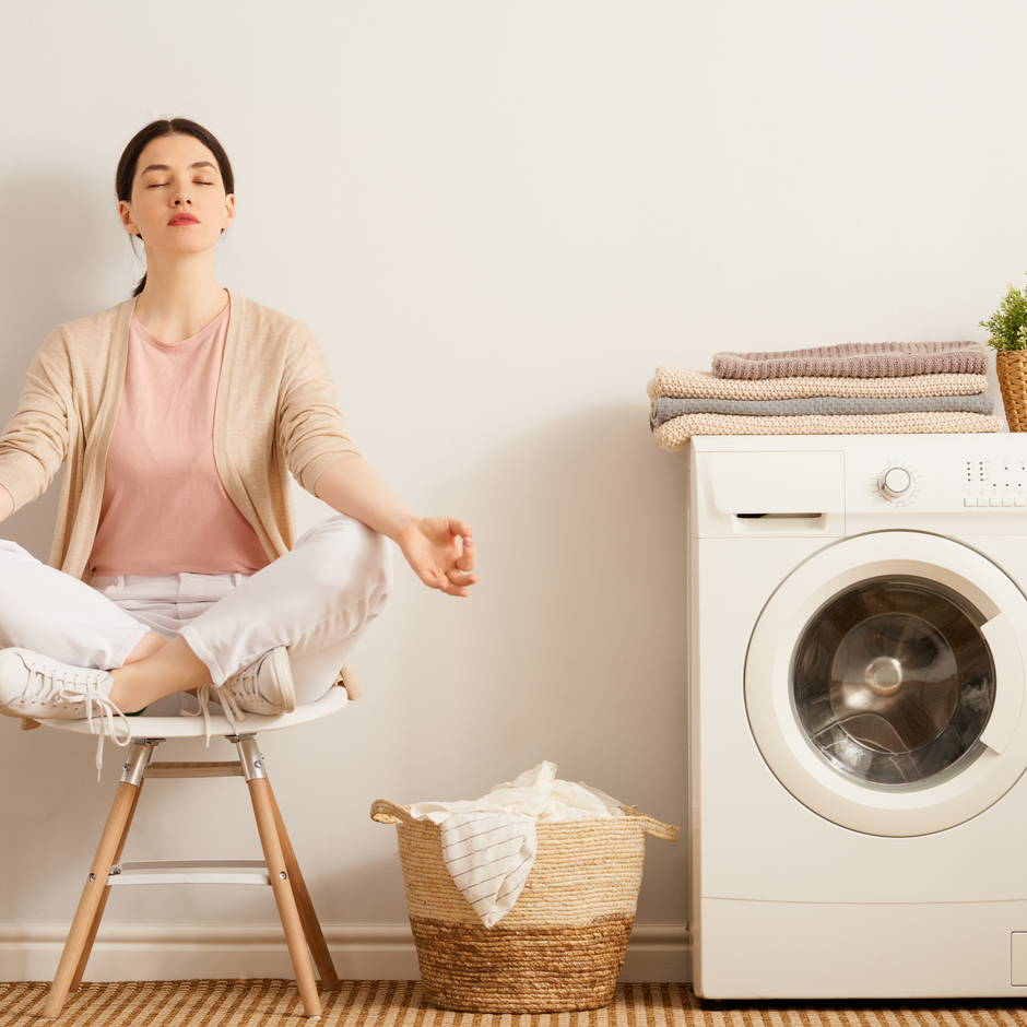 How to shorten Your Laundry Routine to 20 Min a Day