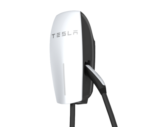 Model S/X Tesla Wall Connector  2.5m - 7.5m