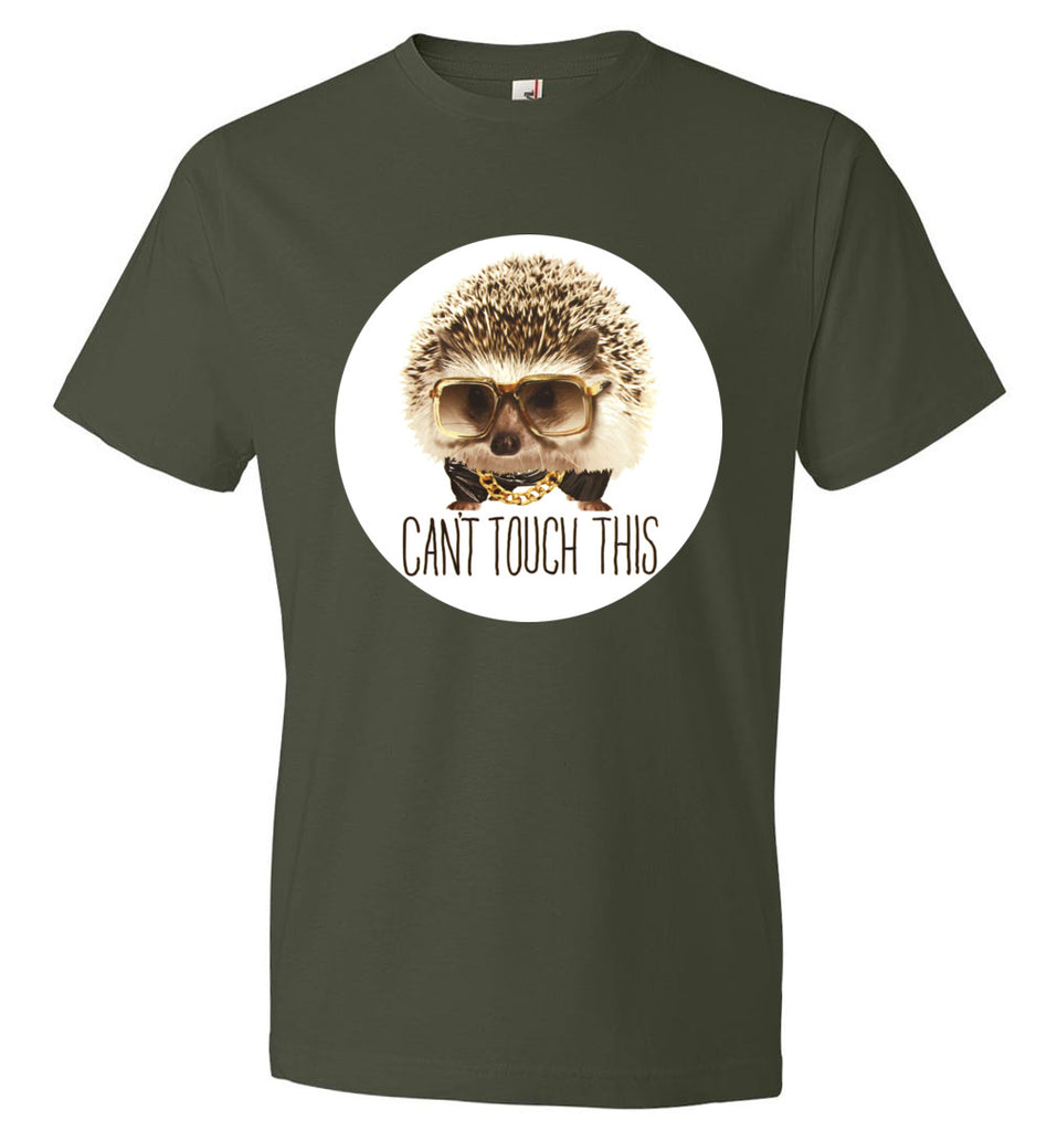 Cant Touch This Hedgehog Tee