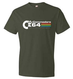 My Commodore 64 Tee